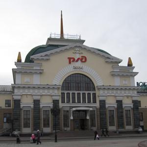 Железнодорожные вокзалы Бограда